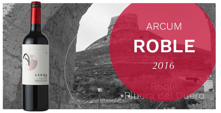 · Descubre Nuestros vinos 1/5 | ARCUM ROBLE.