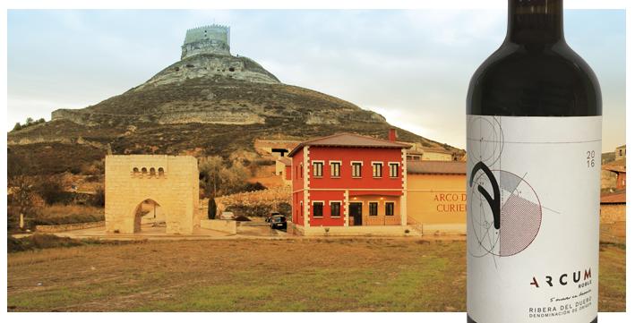 · ARCUM, nueva marca para los vinos Arco de Curiel.