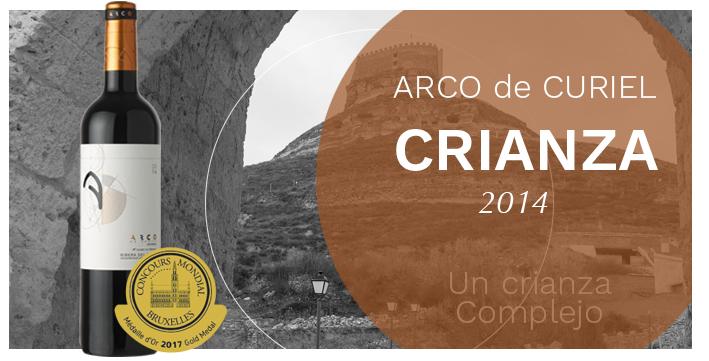 · Descubre Nuestros Vinos 4/5 | ARCO de CURIEL Crianza